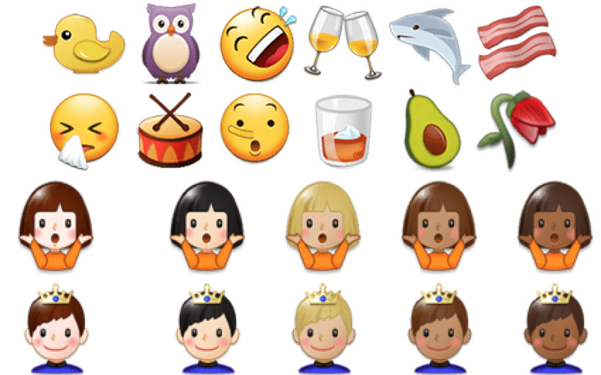 Samsung Galaxy Note 7 Emoji