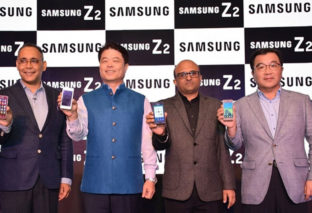 Samsung Z2 launched in India at Rs 4,590 with the Jio Services