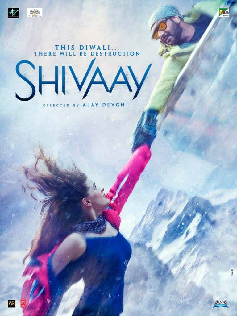 Shivaay Movie Trailer Launch