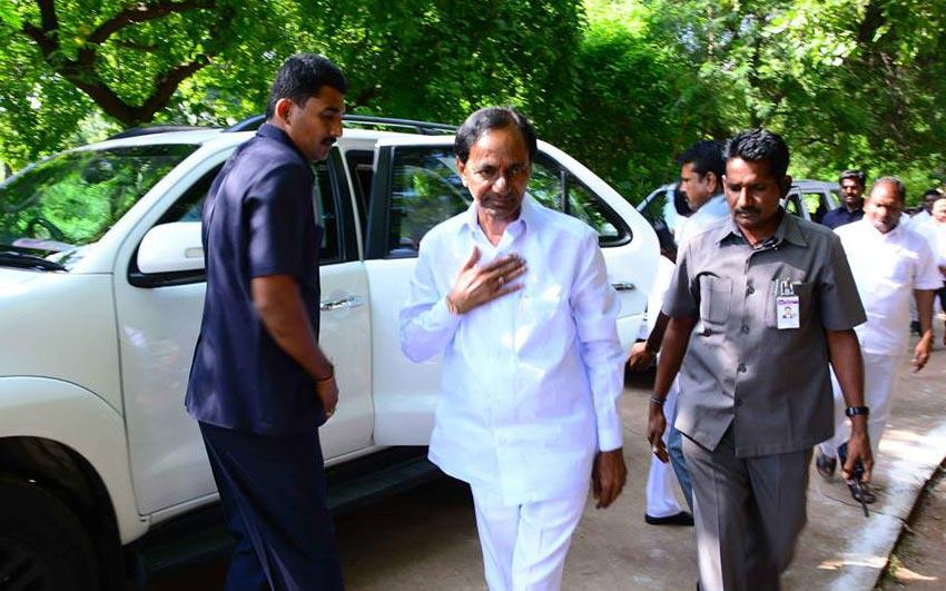 Telangana 5 New Districts