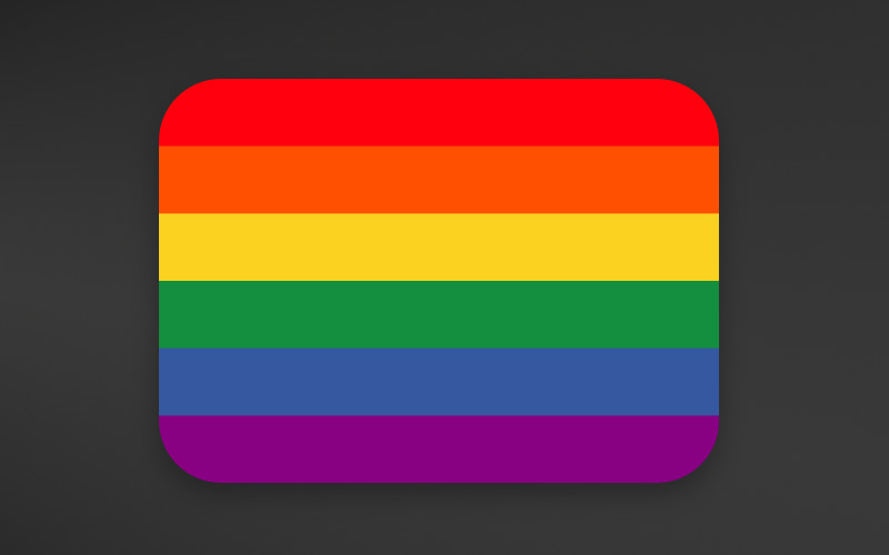 Twitter Rainbow Emoji and Private Flag Emoji