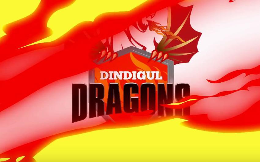 Dindigul Dragons OFFICIAL Team Anthem