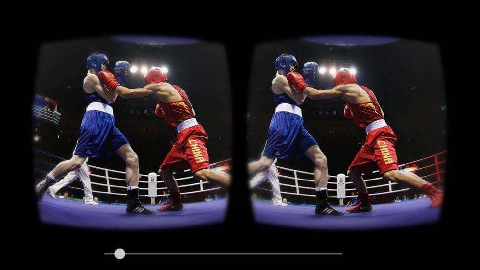 Watch Rio Olympics in Gear VR