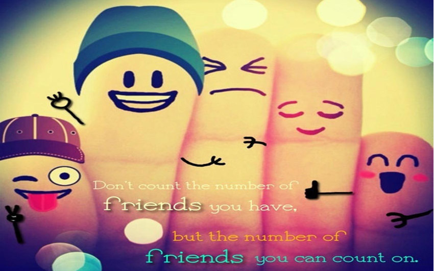 Happy Friendship Day 2016 Wishes, Messages, Quotes, HD Images