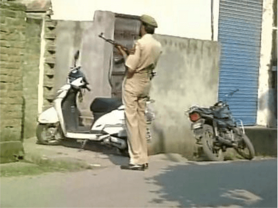 Encounter in J&K's Poonch, One Police Personnel Killed