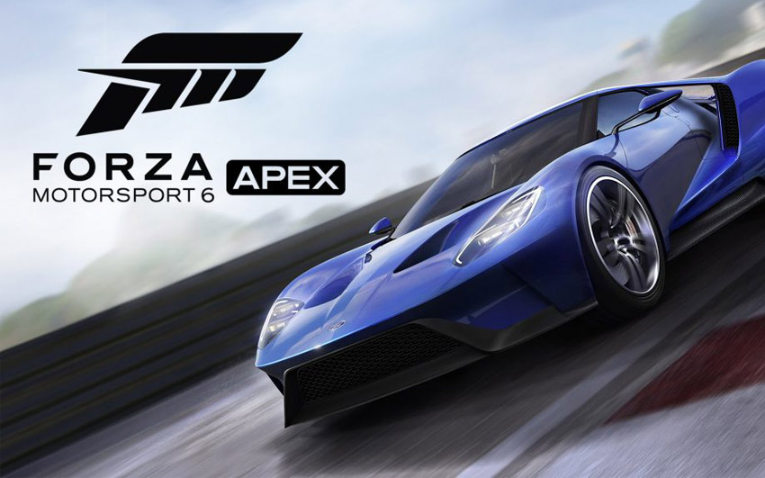 Forza Motorsport 6: Apex Full version launches on Windows 10