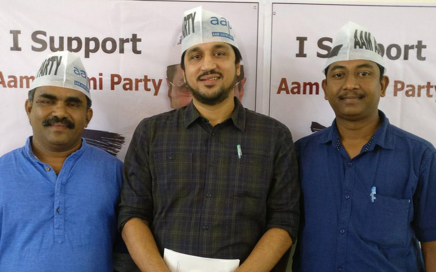 Goa Assembly Election AAP Candidate List 2017