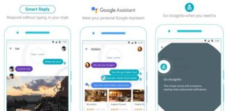 Google Allo messaging App is Now Available