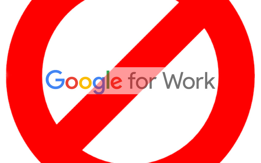 Google For Work changing to Google Cloud