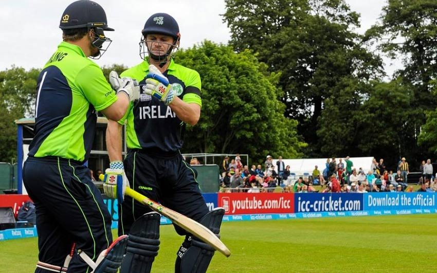 Hong Kong Beats Ireland First T20 International at Ireland