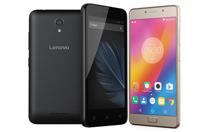 IFA 2016: Lenovo A Plus and Lenovo P2 Smartphones Launched