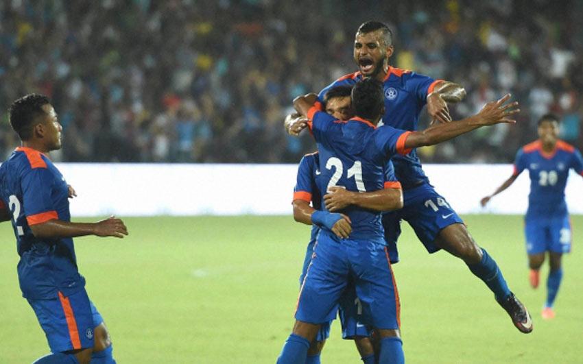 India vs Puerto Rico India beat Puerto Rico 4-1 at International Friendly