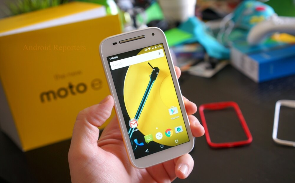 Moto E3 Specification