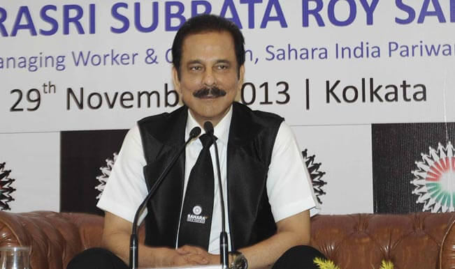 Sahara Rs. 18000 Crore refund source