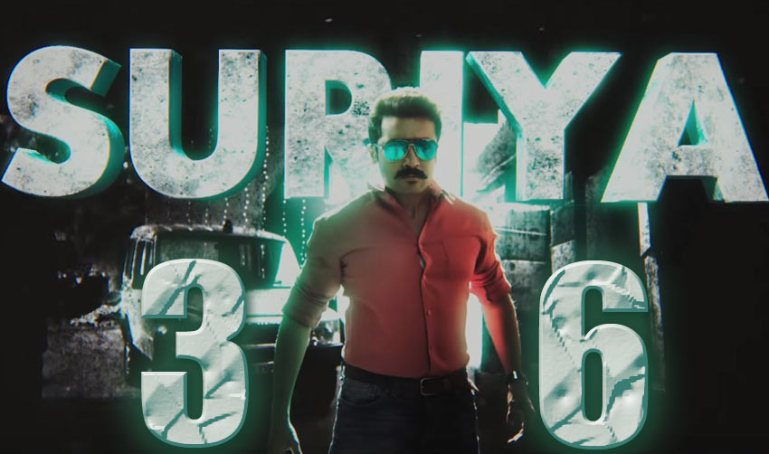 Suriya 36 Film Announcement Details by S.R.Prabhu