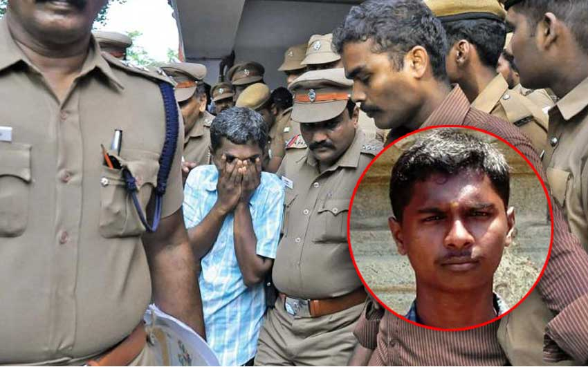 Swathi Murder accused Ramkumar dead in Chennai Prison