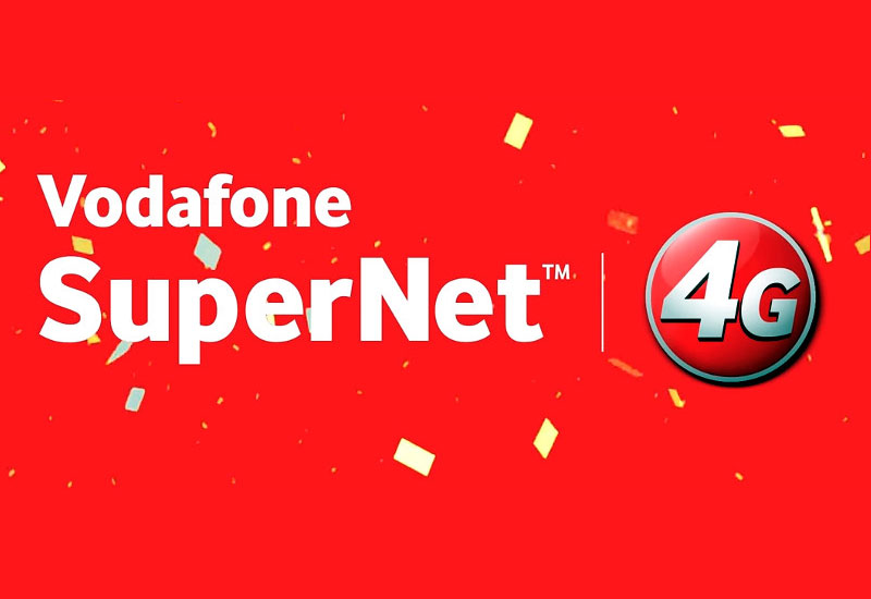 Vodafone 10GB 4G data at the price of 1GB plan
