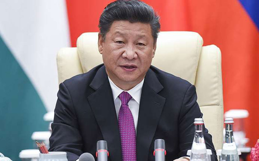 Xi says China opposes THAAD deployment in South Korea