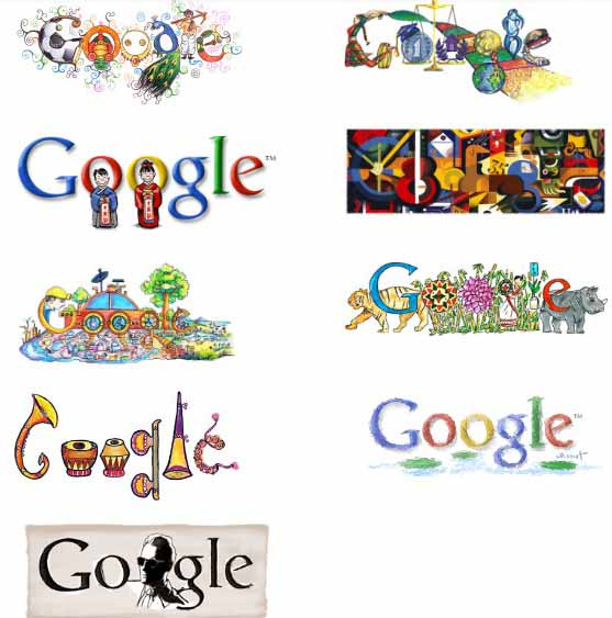 Scribble Google Drawing : Doodle google update place your on