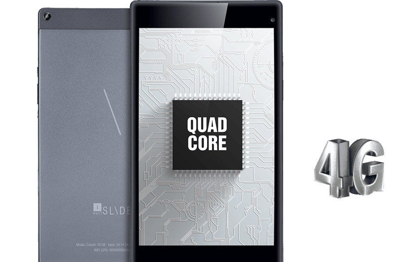 iBall Slide Cuboid 4G Tablet