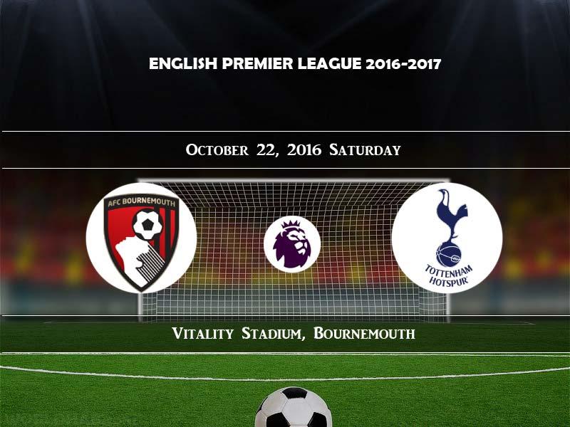 AFC Bournemouth vs Tottenham Hotspur
