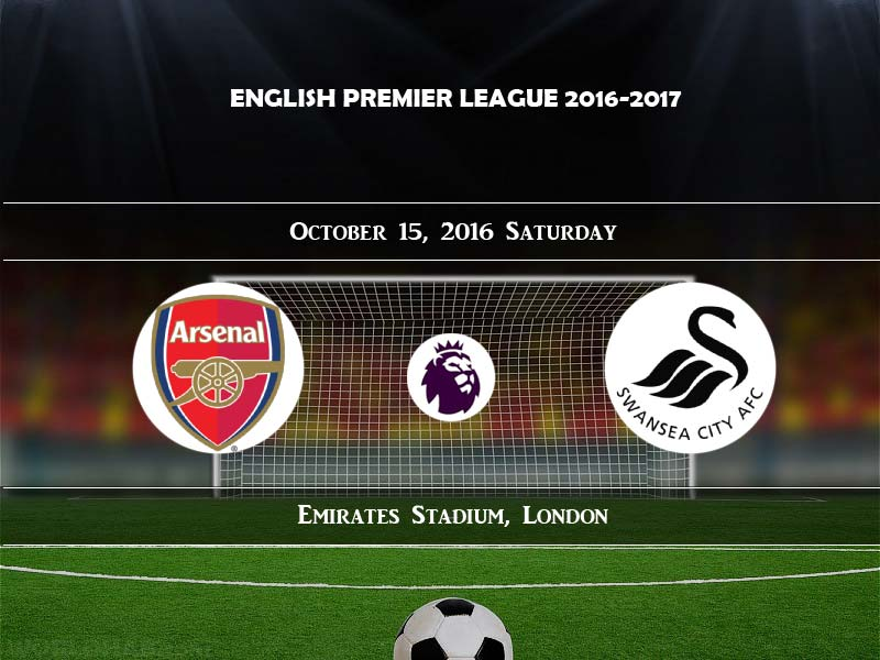 Arsenal vs Swansea City