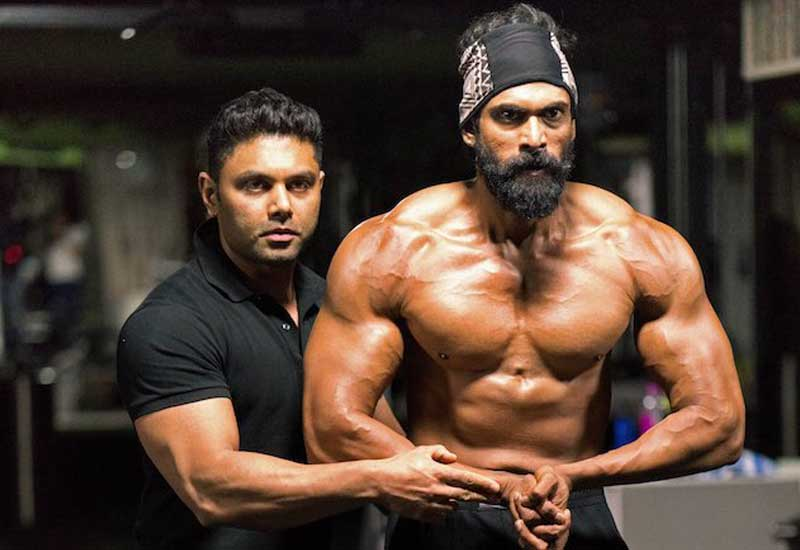 Baahubali 2 Rana Daggubati looks Revealed