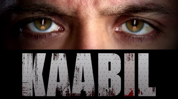 Hrithik Roshan's Kaabil Teaser Trailer
