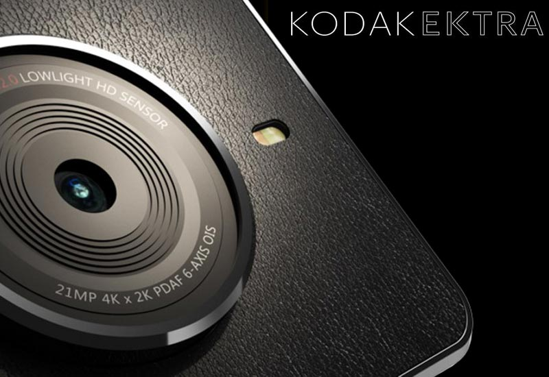 Kodak Ektra Photography Smartphone Release Date, Specifications, Price