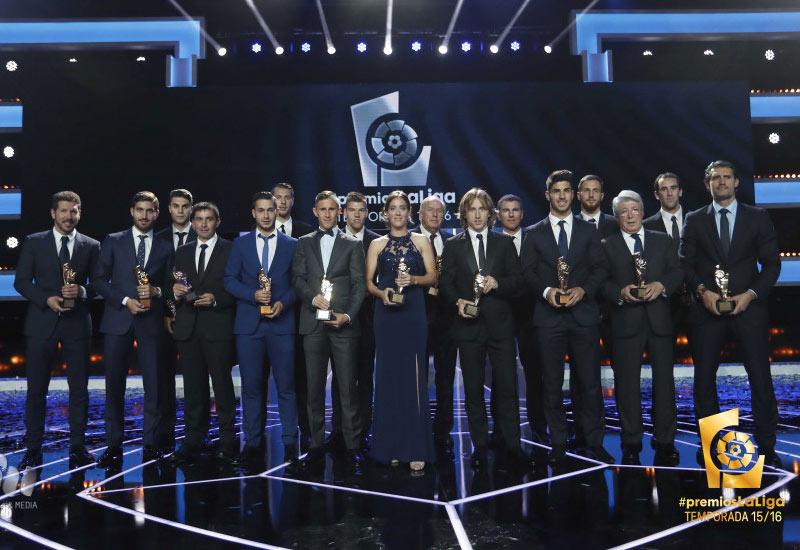 La Liga awards