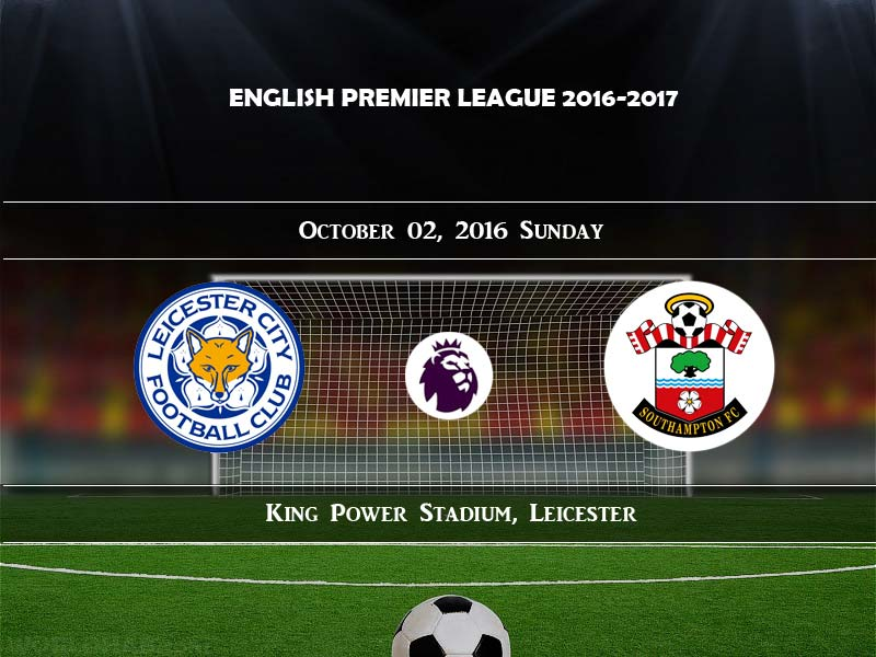 Leicester City vs Southampton Live Streaming Match Final Score: EPL