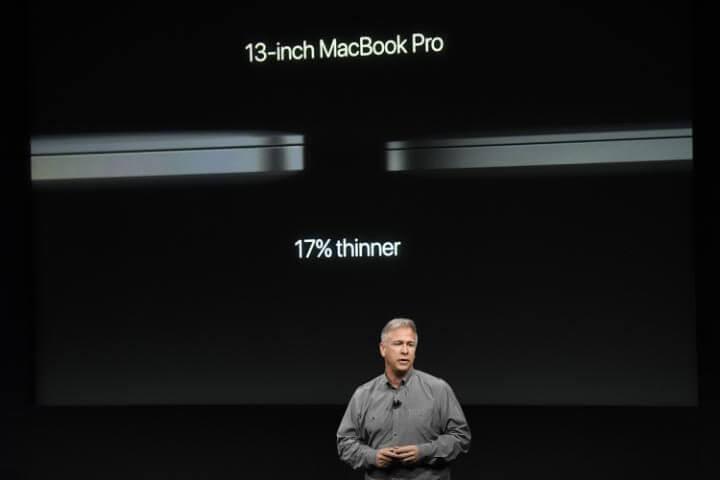 MacBook Pro Event Pics