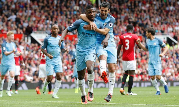 Manchester City vs Manchester United live streaming