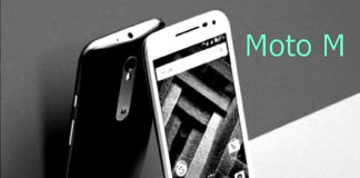 Moto M Specification and Price