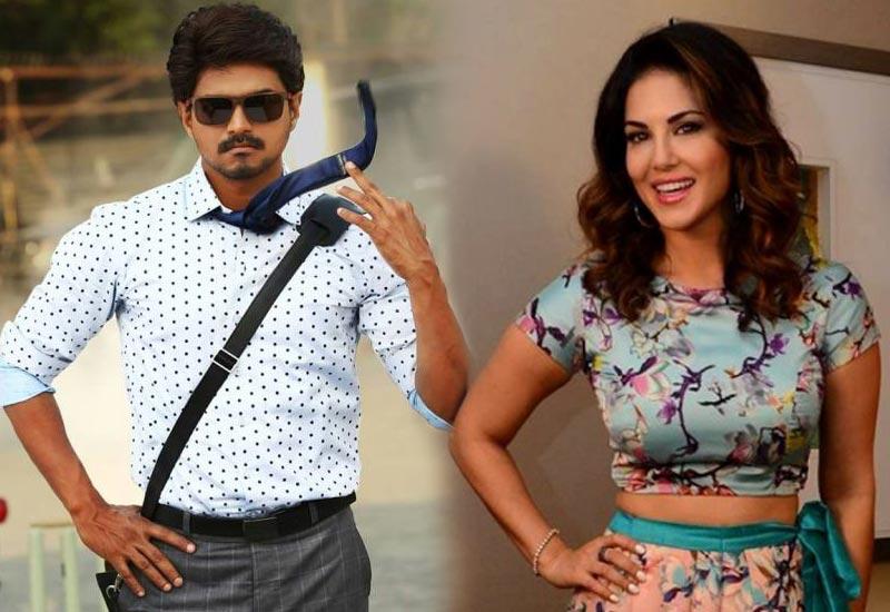 Sunny Leone cameo along with Ilayathalapathy Vijay