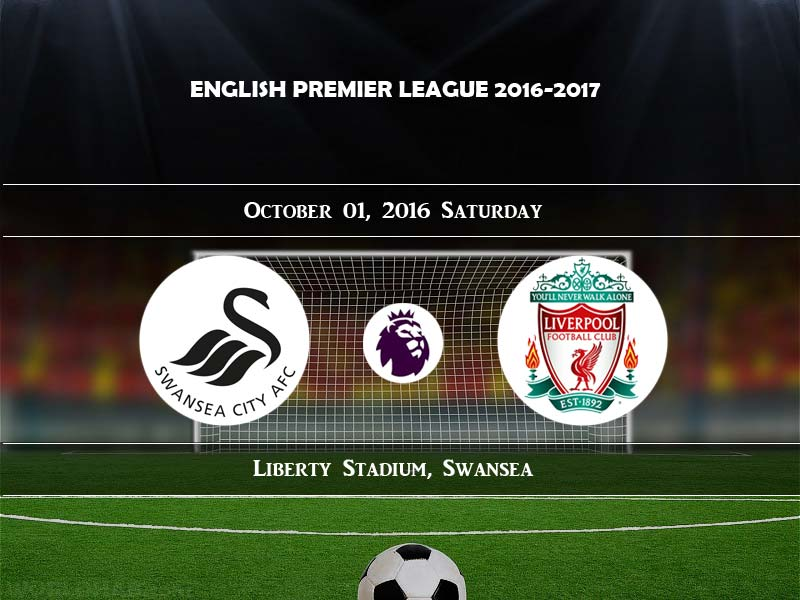 Swansea City vs Liverpool Live Streaming Match Score