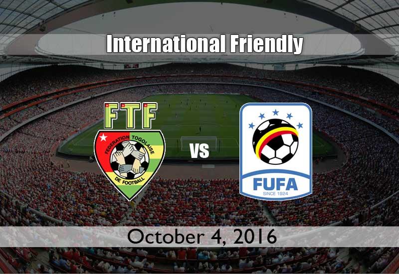 Togo vs Uganda International Friendly Match