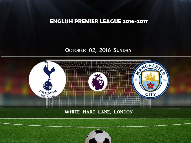 Tottenham Hotspur vs Manchester City Live Streaming Match Update: EPL