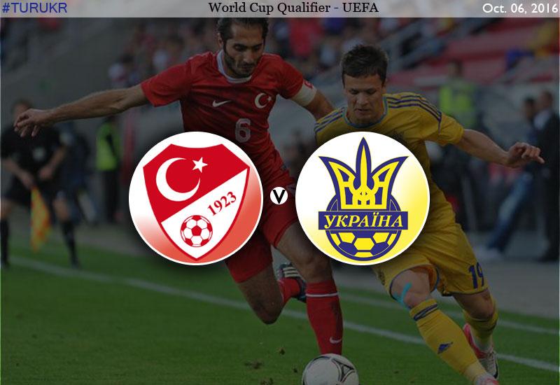 Turkey vs Ukraine
