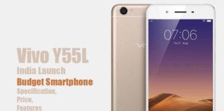 Vivo Y55L Specification, Price, Feature