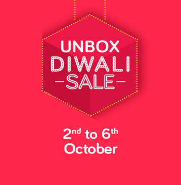 Snapdeal Unbox Diwali Sale offers from October 2nd to 6th