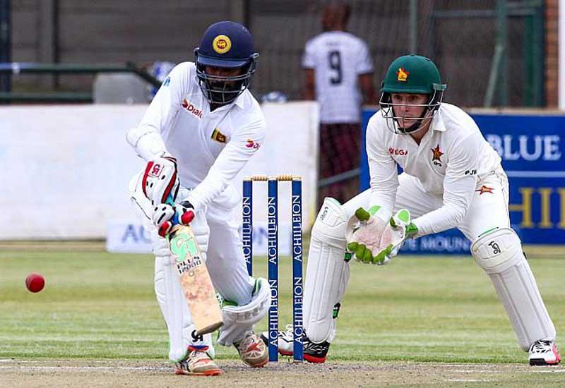2nd Test Zimbabwe vs Sri Lanka Live Streaming Online