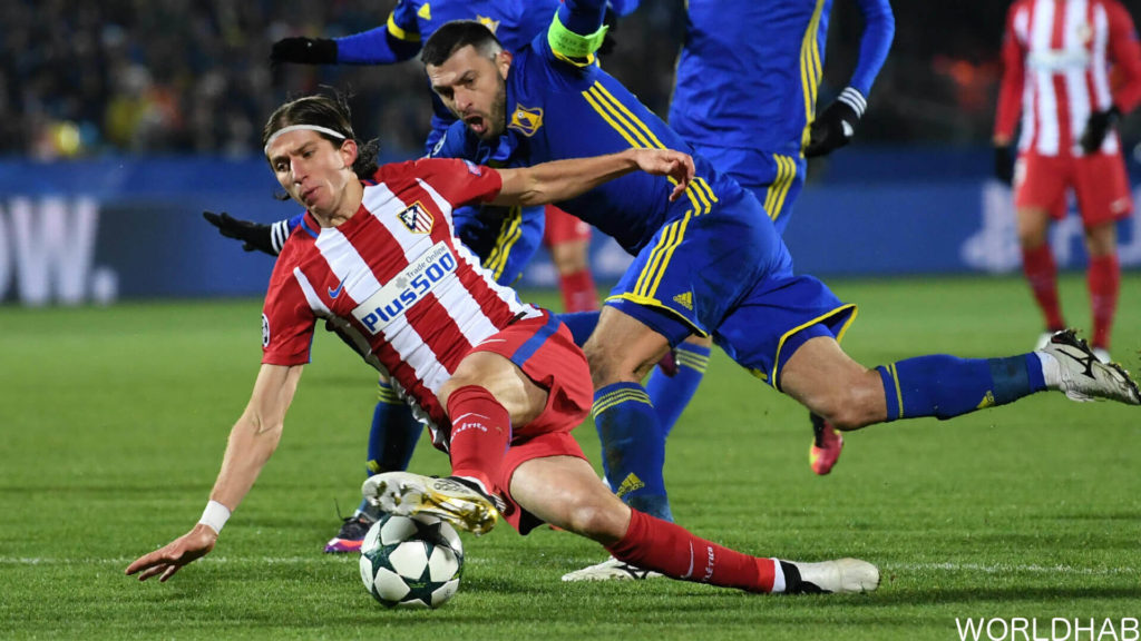 Atletico Madrid vs FC Rostov Live