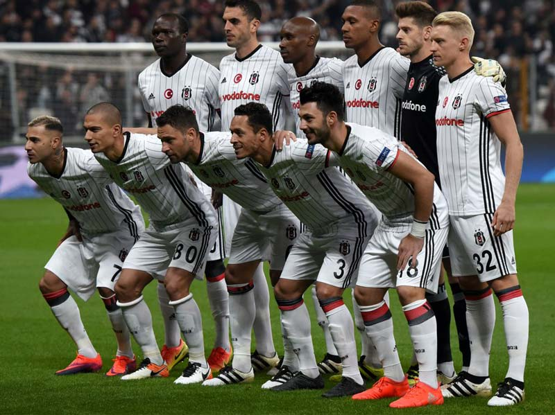 watch besiktas live