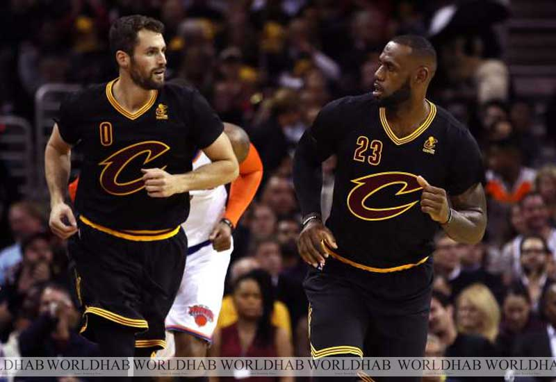 Cleveland Cavaliers vs Philadelphia 76ers Live Streaming info NBA 2016-17