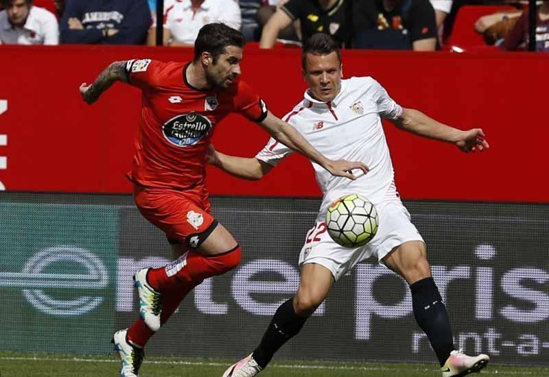 Deportivo La Coruña vs Sevilla Live Streaming Score & Starting 11 Line Up Guide La Liga 2016-17