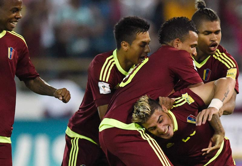 Ecuador vs Venezuela Live Streaming Starting 11 & Score WC Qualifier 2018