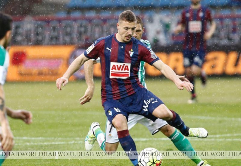Eibar vs Real Betis Football Live Streaming Score Lineup La Liga 2016-17
