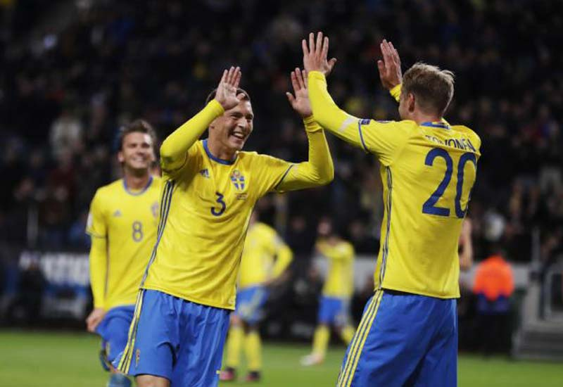 France vs Sweden Live Streaming, Starting 11 & Final Score FIFA World Cup qualifier 2018