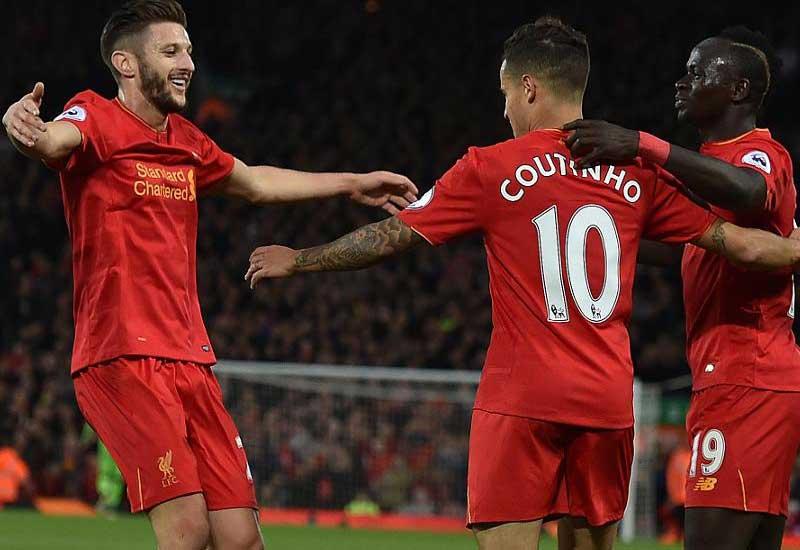 Liverpool vs Watford Live Streaming Premier League Score